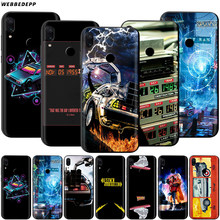 Back to the Future Time Machine Case for Xiaomi Redmi 4A 4X 5 5A 6 6A 7 7A S2 Note Go K20 Pro Plus Prime 8T(China)