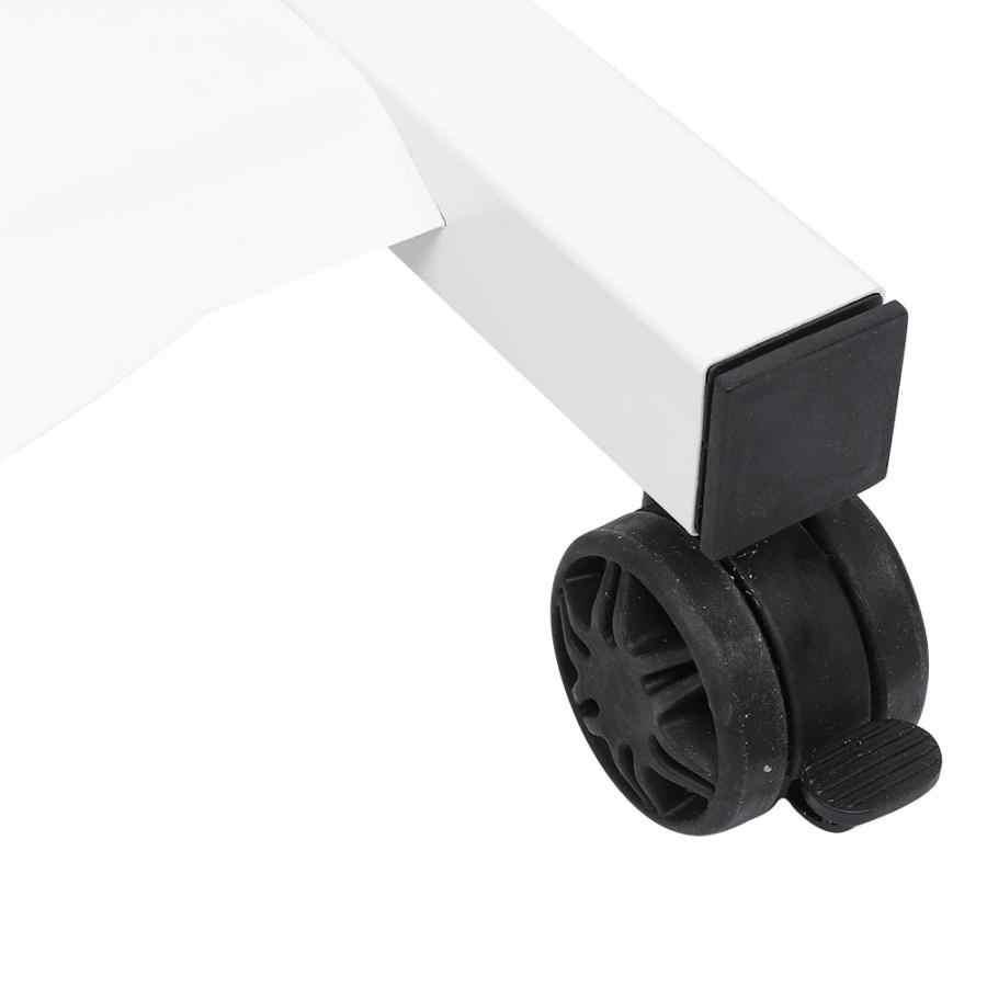 Stabiele Schoonheidssalon Trolley Multi-layer Beweegbare Schoonheid Instrument Winkelwagen Gereedschaphouder Stand Uitgerust Met Mute Universele Wielen