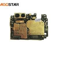Aogstar Entsperrt Elektronische Panel Board Mainboard Motherboard Entriegelt Mit Chips Schaltungen Flex Kabel Für Xiao mi 6 mi 6 mi 6 M6