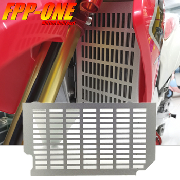 FOR HONDA CRF250L 2012-2018 Motorcycle Accessories Stainless Steel Water Tank Radiator Guard Protective Cover