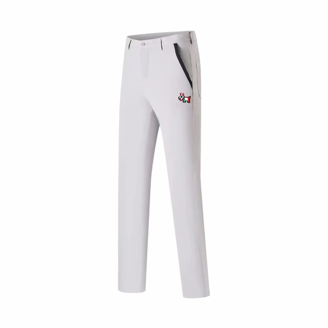 Golf trousers spring and summer new sports golf trousers men's tennis casual sports pants