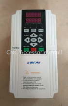 Original SUNFAR Closed loop VFD Inverter V350-4T0022 AC380V 2.2kw Frequency 1000HZ V350