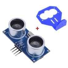 Détecteur d'ondes ultrasoniques HC-SR04 au monde, 1 pièce, Module de télémétrie PICAXE, microcontrôleur capteur hc sr04 pour capteur de Distance arduino