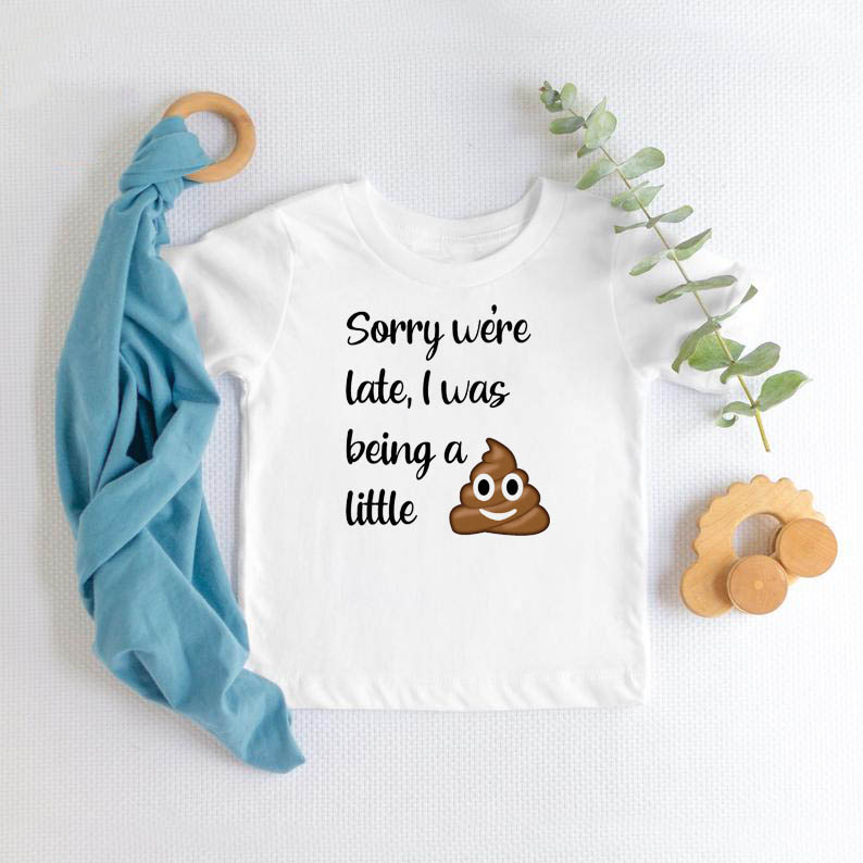 Societee Sorry for What I Said Before My Nap Little Kids Girls Boys Toddler T-Shirt