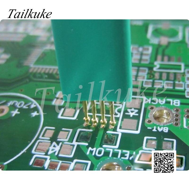 1.27-4p STC Burn Pin Test Pin Write Program Probe 4-pin Spring Pin 1.27mm 4P