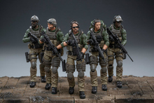 JOYTOY 1/18 soldiers (5/pcs) action figures US Marine Corps USMC Birthday/Holiday Gift model figures Free shipping