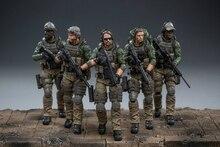 Joytoy 1/18 soldados (5/pçs) figuras de ação dos eua corpo de fuzileiros navais usmc aniversário/feriado presente modelo figuras frete grátis