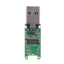 USB 2.0 eMMC Adapter 153 169 eMCP PCB Main Board without Flash Memory emmc100 socket usb tectep bga100 tester nand flash reader programmer emmc socket emcp series adapter emmc chips data recovery