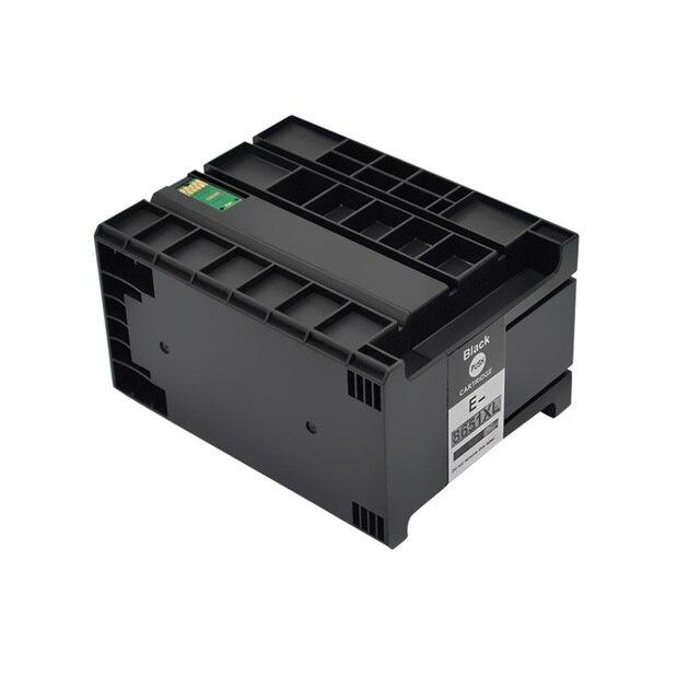 10 Pcs Compatible ink Cartridge T8651 T8651XL Pigment ink for EPSON WorkForce Pro Printers WF M5191 WF M5190 WF M5690