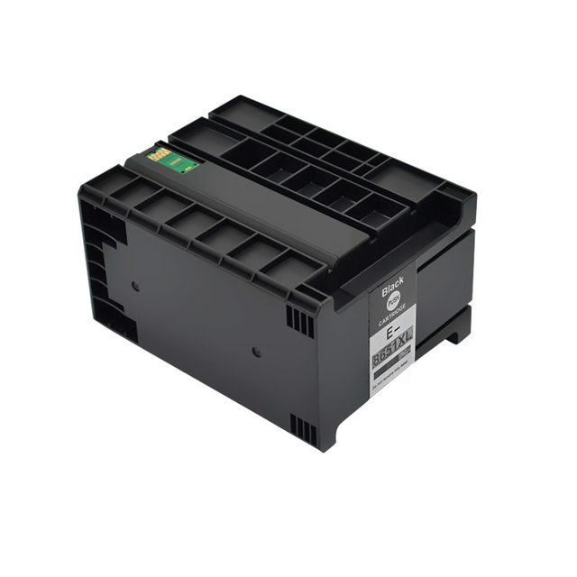 10 Pcs תואם דיו מחסנית T8651 T8651XL פיגמנט דיו עבור EPSON Pro מדפסות WF M5191 WF M5190 WF M5690