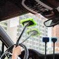 1 шт. 13 дюймов разборная автомобиля щетка для мытья стекол с Ткань колодки авто очиститель, инструмент для очистки щетка для мытья автомобил...