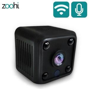 Image 1 - Mini Camera HD Camcorder IP Camera 1080P Sensor Night Vision WIFI Camera Remote Monitor small Camera Wireless Surveillance Cam