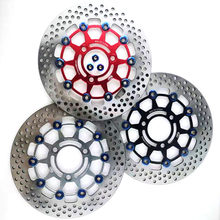 Support adaptateur universel pour disque de frein CNC, RPM NCY, 260mm, pour Yamaha Honda KTM, Kawasaki, Suzuki, BWS dio JOG, Cygn et Aerox