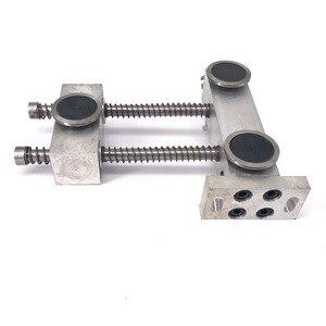 Image 3 - WEDM מוליבדן חוט אטימות רגולטור שלושה מדריך גלגל סוג עבור CNC חוט לחתוך מכונה