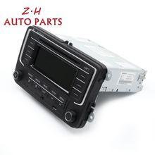 Новый rcd510 автомобильный Радио usb aux cd sd вход mp3 плеер