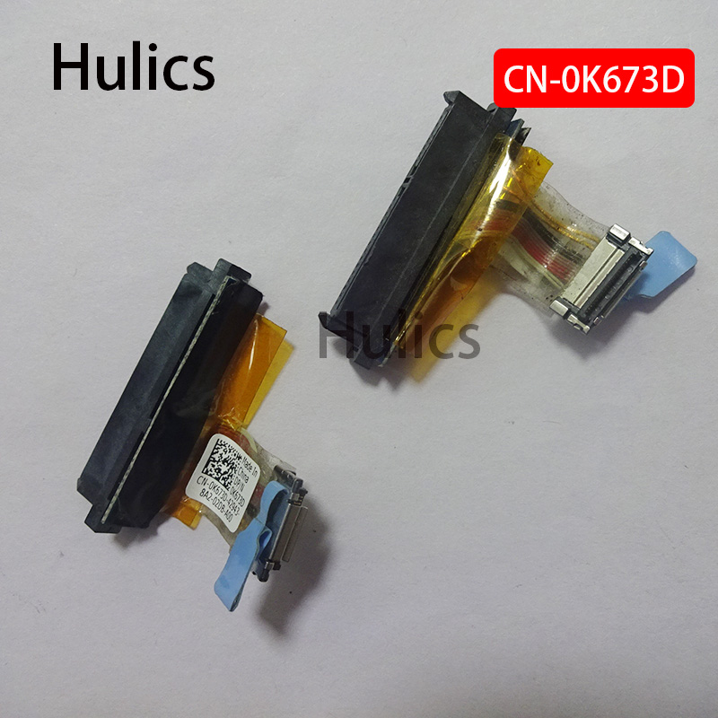 Laptop SATA Hard Disk//Drive Connection Cable HDD Interposer Ribbon Adapter Suitable for DELL Latitude E3480 E3580