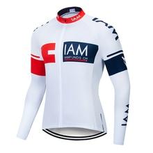 2019 новые мужские иам с длинным рукавом велоспорт кофта MTB велосипед колготки Bicicleta горный велосипед одежда лето/осень