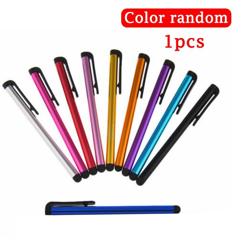 Retractable Touch Screen Stylus Pen for iPad iPhone Samsung Smartphone Tablet BH