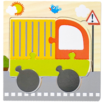 Baby Toys Wooden 3d Puzzle Tangram Shapes Learning Cartoon Animal Intelligence Jigsaw Puzzle Toys For Children Educational 17