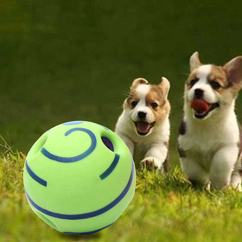 Funny Pets Dog Puppy Cat Ball Teeth Chew Toys Dogs Toys Squeaking Pet Supplies Petshop Play Popular Toys Safety Pet