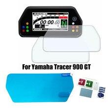 Dla Yamaha Tracer 900 GT 900 Tracer GT Cluster Scratch prędkościomierz Film ochrona ekranu film akcesoria motocyklowe