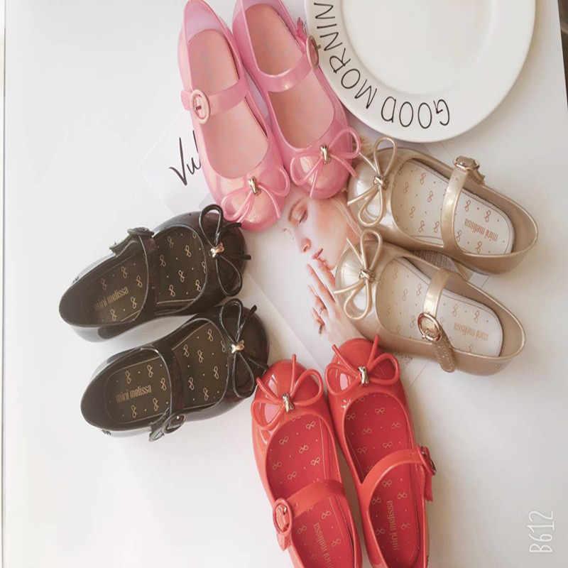 Cute Girls Kids Heart Fashion Sandals Casual Summer Beach Jelly Shoes