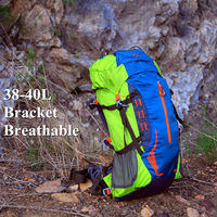 38L 40L Nylon Camping Backpack Trekking Backpacks Boys Girls Sports Travel Rucksack Mountain Bags Hiking Bags For Women Men