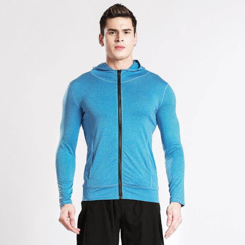 C307 NEW Men's Outdoor Sports Jacket Basketball Football Running High Quality Spring Autumn Jacket