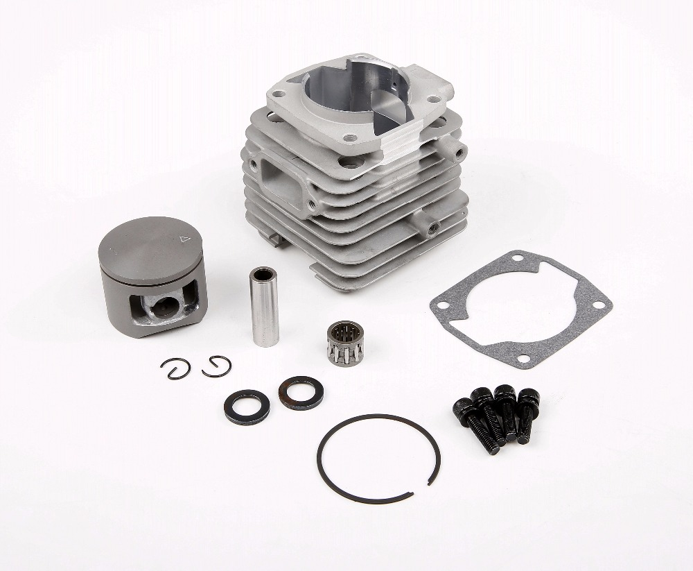 Cylinder Kit for 45CC Motor <font><b>Scale</b></font> Gas Engine for 1/5 Hpi Rofun Rovan Km Baja Losi 5ive T <font><b>RC</b></font> CAR <font><b>Parts</b></font> image