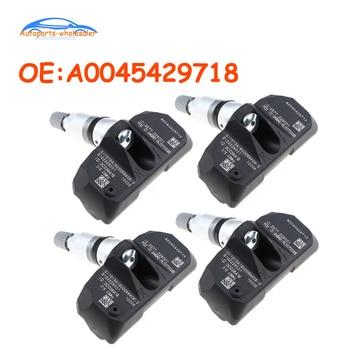 4 pcs/lot Car 315MHZ For Mercedes-Benz SL S TPMS Tire Pressure Monitoring Sensor TPMS Sensor  0045425618 A0045429718
