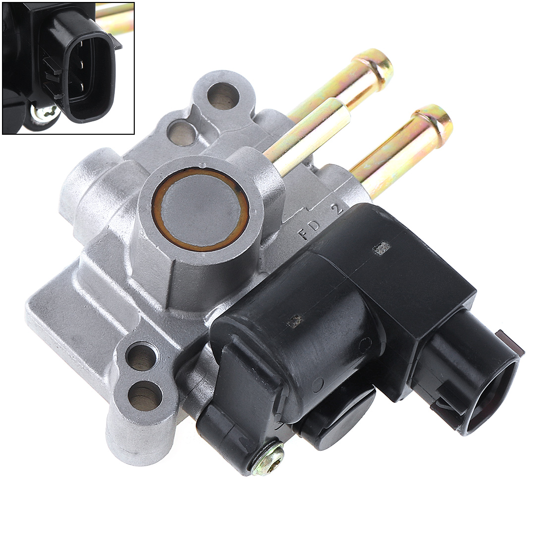 36460-PAA-L21 36450-PAA-L21 Idle Air Control Valve Practical Automotive Tools For Honda Accord RA6