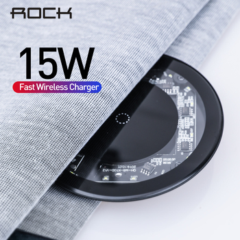 ROCK 15W QI Fast Wireless Charger For Samsung S10 S8 S9 Note 9 Mobile Phone Visible USB Charge Pad For iPhone 11 X XS MAX XR 8P https://gosaveshop.com/Demo2/product/rock-15w-qi-fast-wireless-charger-for-samsung-s10-s8-s9-note-9-mobile-phone-visible-usb-charge-pad-for-iphone-11-x-xs-max-xr-8p/