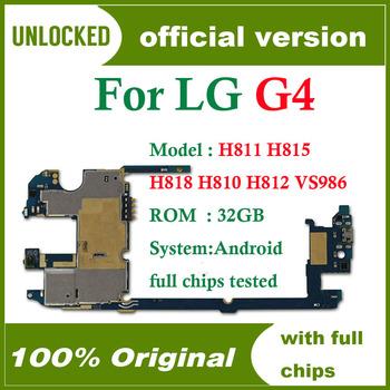 32gb oryginalny odblokowany dla LG G4 H815 płyta główna z chipsetem kompletne tablice logiczne dla płyty głównej LG G4 H815 tanie i dobre opinie HHXHH Wewnętrzny For LG G4 H815 motherboard Original unlocked Disassemble and used Shenzhen Guangdong China(mainland)