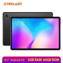 Teclast T30 Andriod 9.0 4G Phone Call Tablet 10.1″ 1920×1200 MTK P70 4GB RAM 64GB ROM 8000mAh Tablets PC Dual Camera GPS Type-C