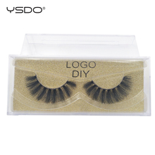 20 pairs customize packaging eyelashes private labeling hand made mink eyelashes private labeling lashes maquillaje wholesale #3