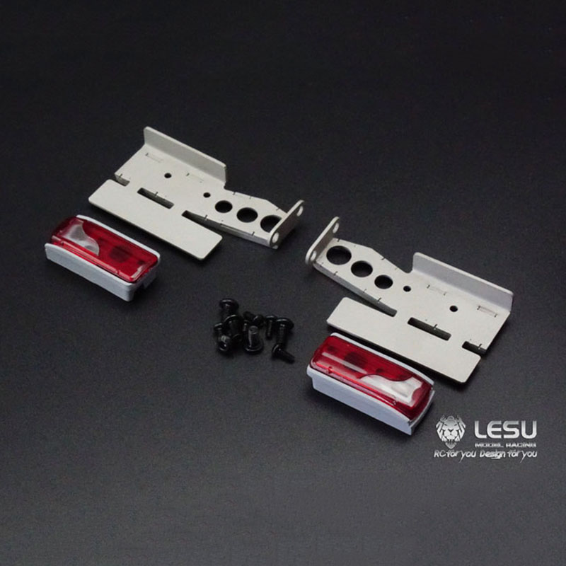 LESU Metal Long Whistle for 1//14 Scale Benz RC Trucks Tractors Cars Tamiya PartB