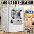 Eismaschine 15-22L/Stunde Eis Cremes Machen Kommerziellen 1400W Digital Display Edelstahl Eis Maschine