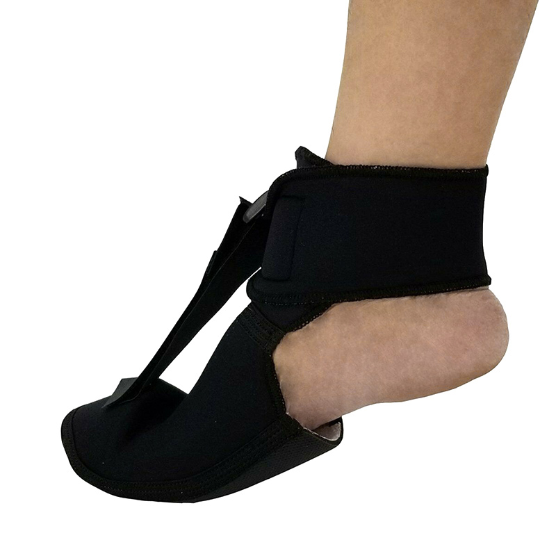 Night Splint Brace Boot For Plantar Fasciitis Walking Foot Sprain Heel Foot Pain NIN668