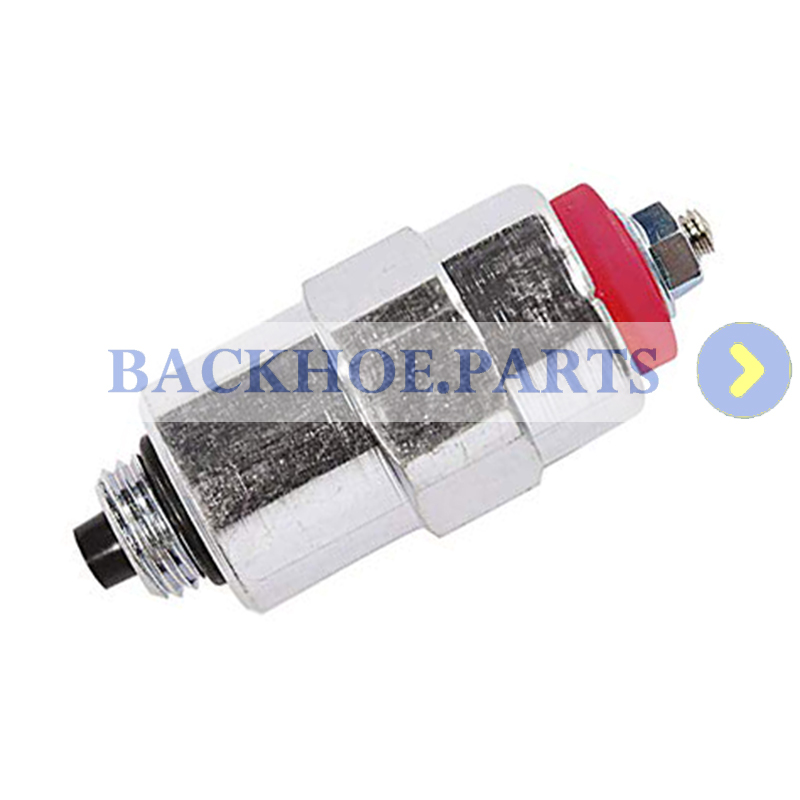 Delphi 24V Stop Solenoid with Central Stud Connection 7185-900K