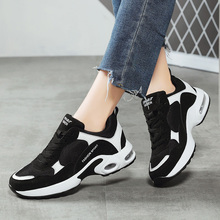 2019  Autumn New Arrival For Men Leisure Air Cushion Running Sport Shoes Mesh Breathable Board Shoe Low-top Travel casual