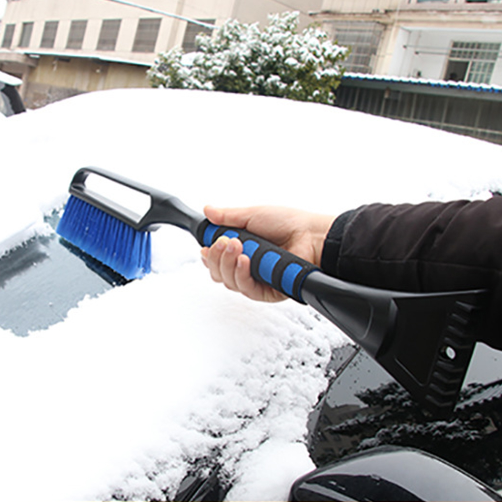 1x Windshield Snow Removal Scraper Ice Shovel Auto Car Window Clean Brushes Tool