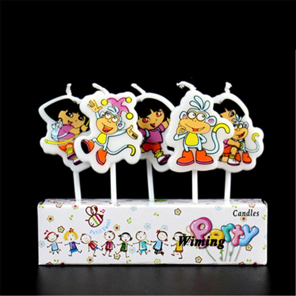 Astonishing Cake Candle Baby Kids Children Birthday Girl Party Candle Birthday Funny Birthday Cards Online Alyptdamsfinfo