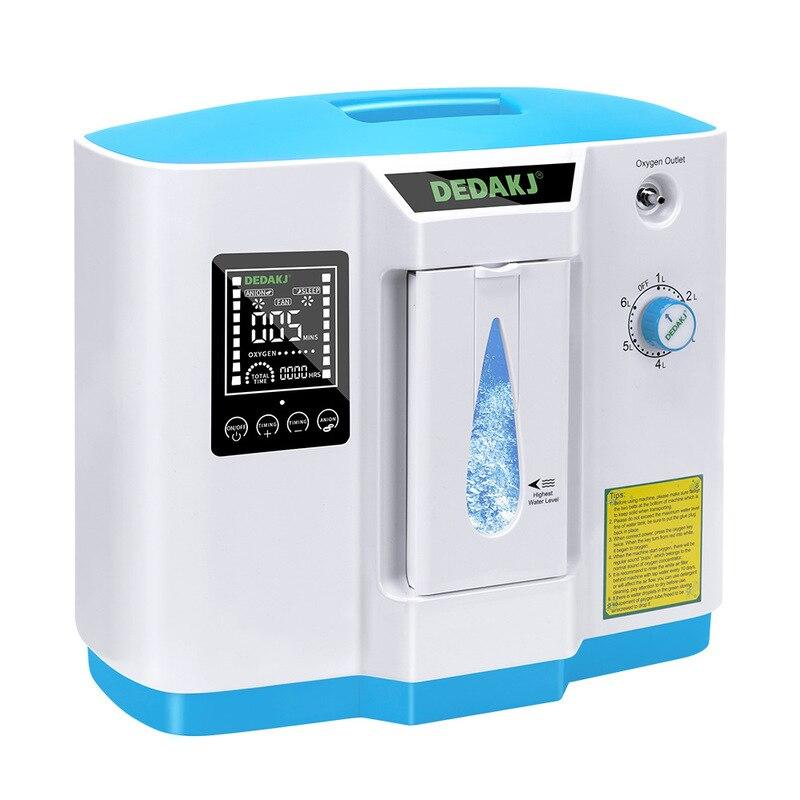 Heimgebrauch 6L sauerstoff konzentrator generator sauerstoff, der maschine sauerstoff erzeugenden maschine Sauerstoff Absorption Maschine DDT-1B 1pc