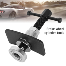 Butterfly brake cylinder Auto-Disc-Brake-Pad-Installation-Caliper-Piston-Compressor-Press-Spreader with 3/8 drive double pin
