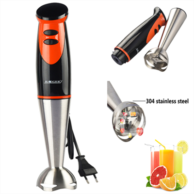 Multifunctional Handheld Blender Food Egg Cake Processor Stick Whisk  Electric Juicer Mixer Machine For Kitchen Appliance