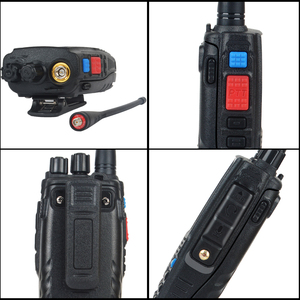 Image 5 - Quad Band Walkie talkie UHF VHF 136 147Mhz 400 470mhz 220 270mhz 350 390mhz 4 Band Handheld Two Way Radio Ham Transceiver  KT 8R