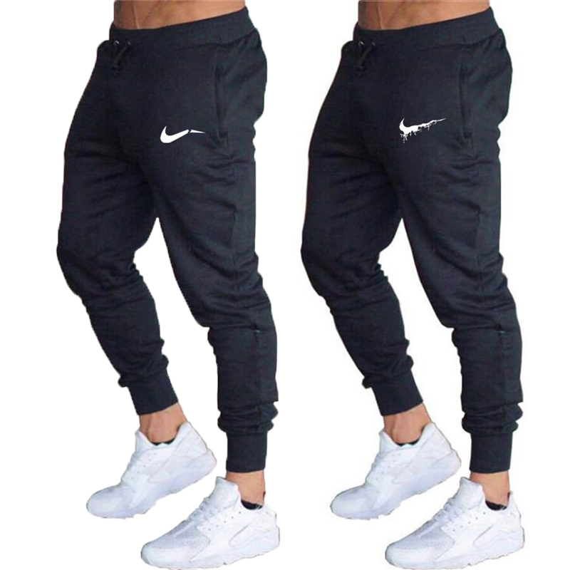 Sport-Pants Joggers GYM Fitness Solid Summer Men