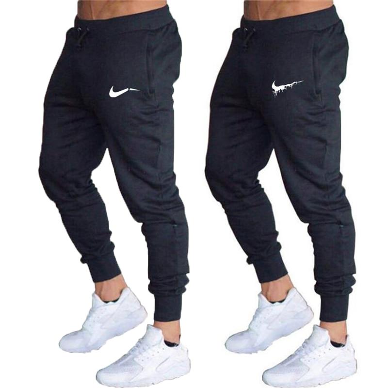 Men Sport Pants Joggers Training Gym Fitness Men Solid GYM Training Pants Jogging Pants Sportswear Summer Running Pants