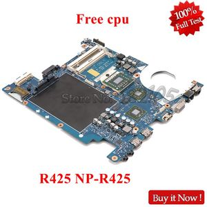 NOKOTION Laptop Motherboard For Samsung R425 NP-425 Mainboard BA41-01181A BA92-06034A BA92-06034B HD4500 512MB DDR2 Tested