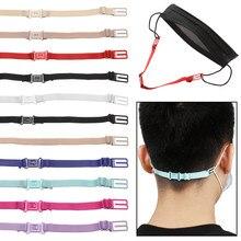 Masque élastique chaud, protection d'oreille réglable, artefact d'extension, lâche et serré, corde de Contraction